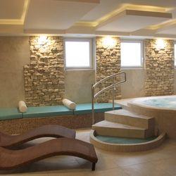 Thermal Hotel Mosonmagyaróvár - Hotel wellness részleg, szálloda -1. szint
