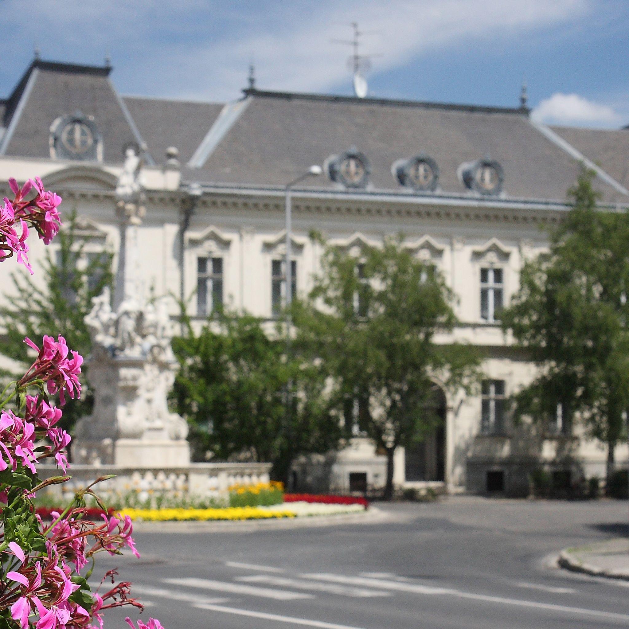 Thermal Hotel Mosonmagyaróvár - Mosonmagyaróvár Deák tér