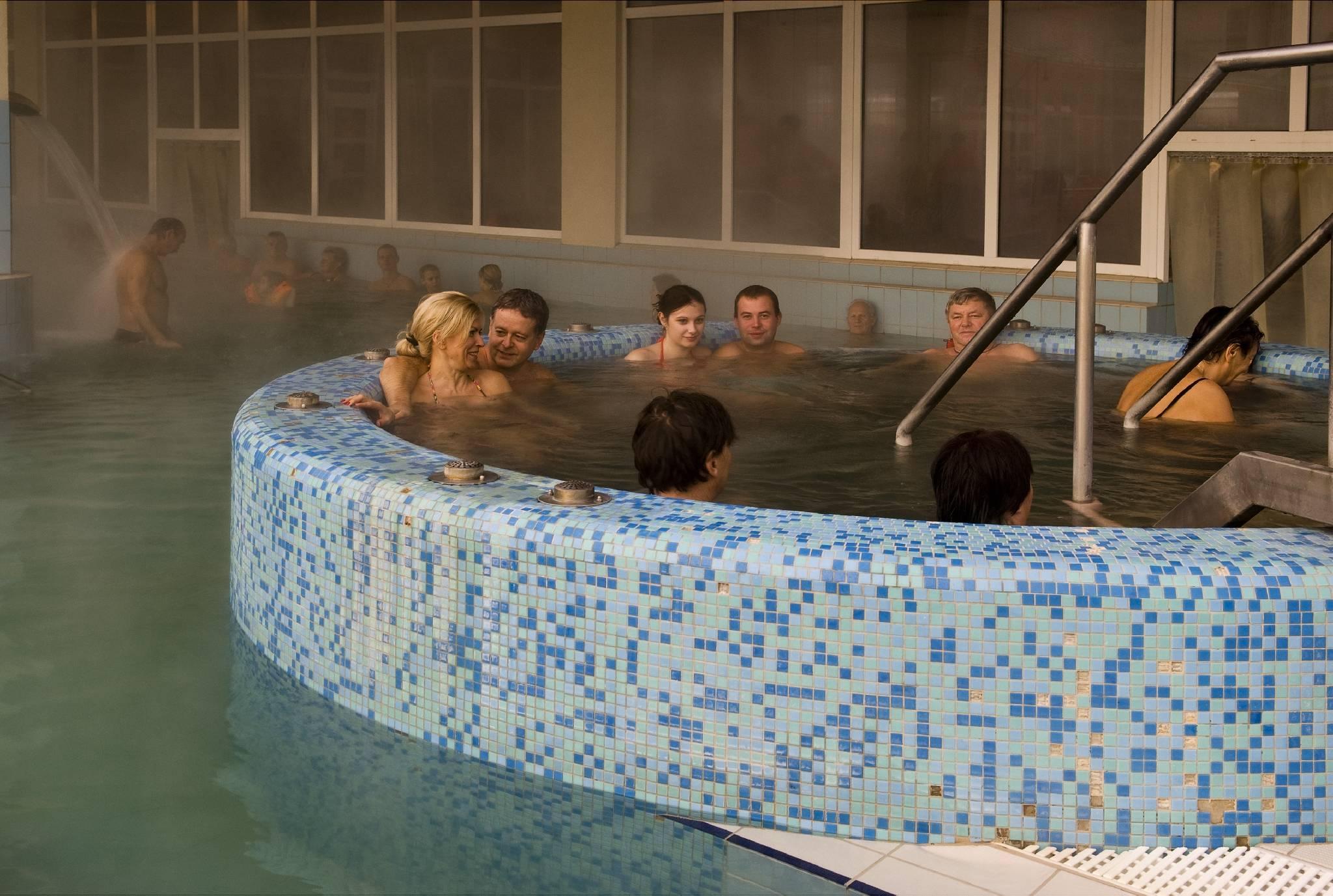 Thermal Hotel Mosonmagyaróvár - Bio Flexum termálfürdő