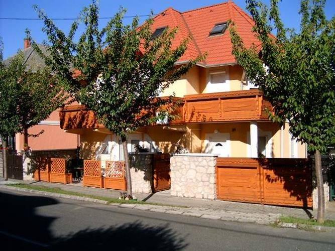 Zsuzsanna Apartman Hévíz