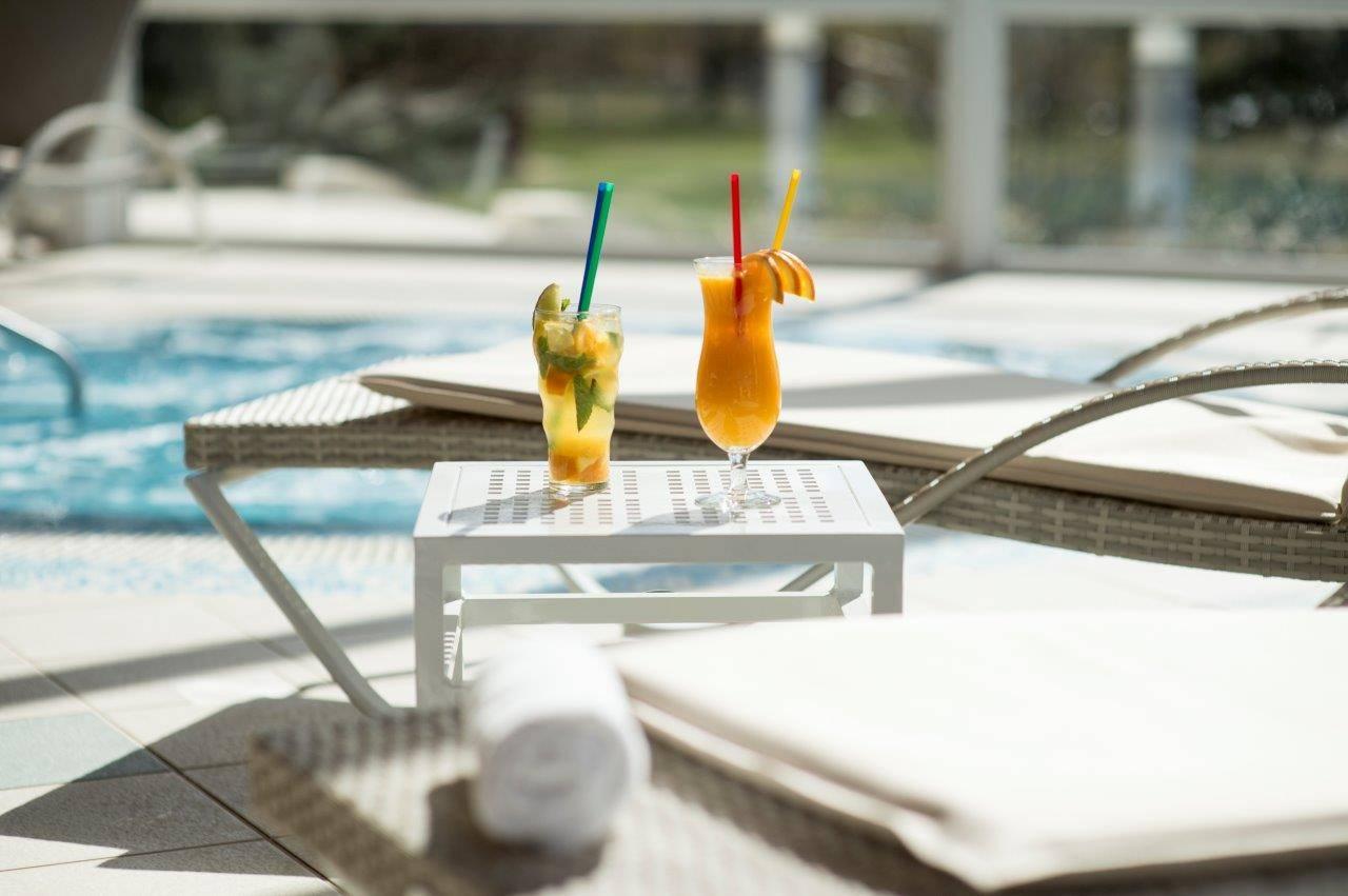 Hotel Marina-Port Balatonkenese - Fénykép a wellness részlegről