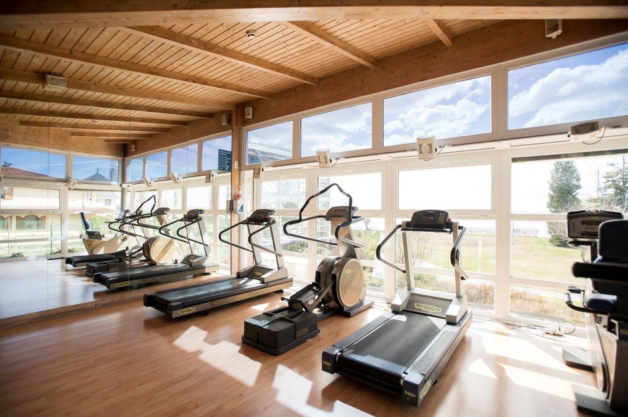 Hotel Marina-Port Balatonkenese - A fitness terem