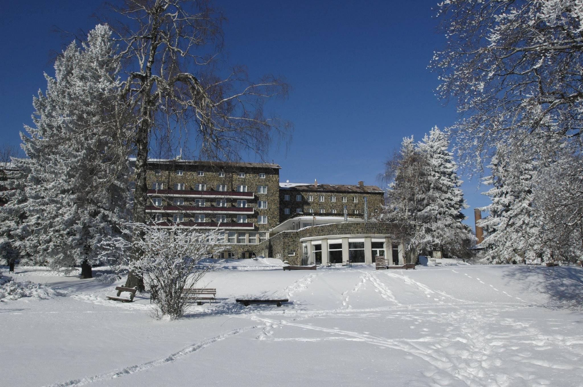 Hunguest Grandhotel Galya Galyatető - Szálloda tél