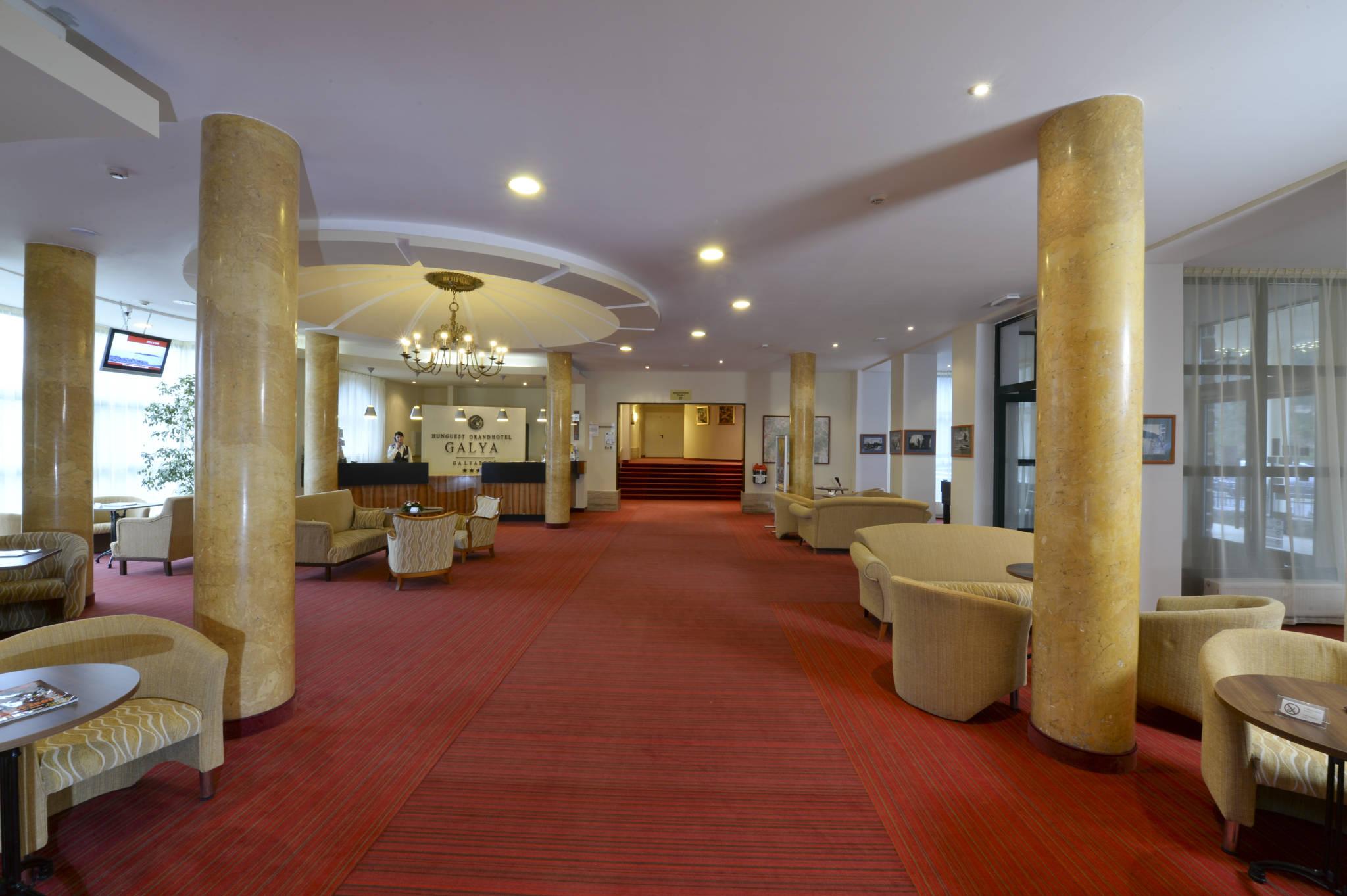 Hunguest Grandhotel Galya Galyatető - Hall