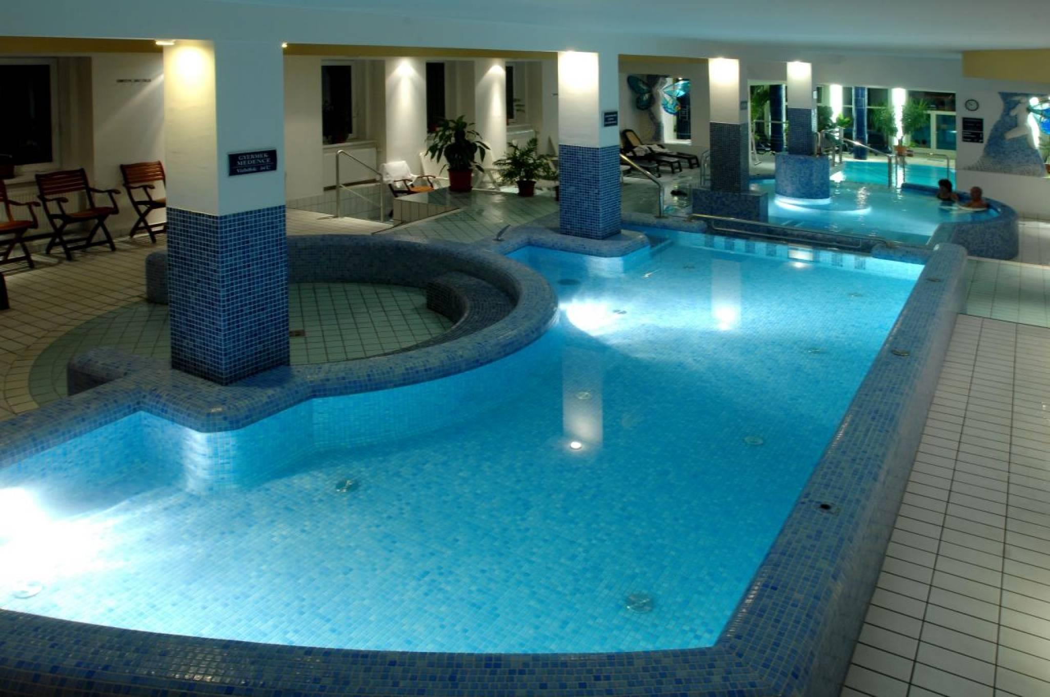 Hunguest Grandhotel Galya Galyatető - Wellness