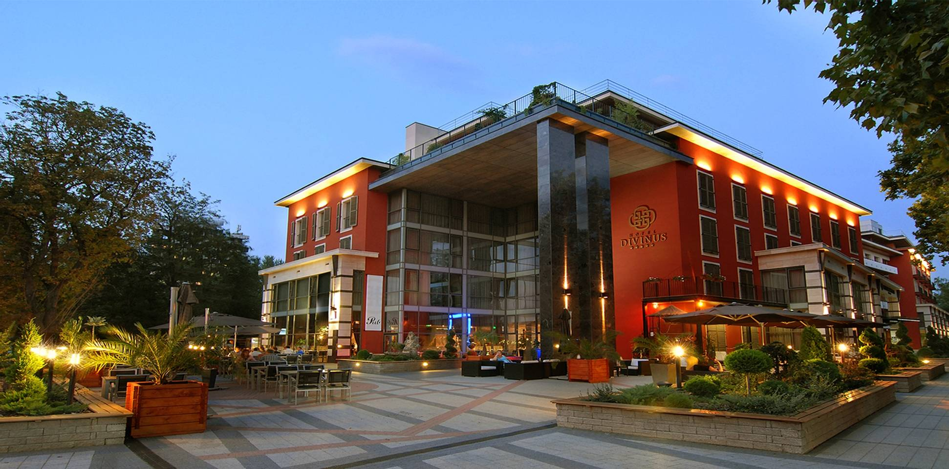 7a7e9b5e51 Hotel Divinus Debrecen - Szallas.hu