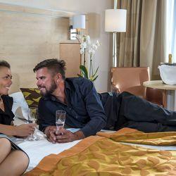 Őszi kikapcsolódás a Hotel Sopronban, 3 nap/2 éjszaka hétvégi felár nélkül, félpanziós ellátással és szauna használattal