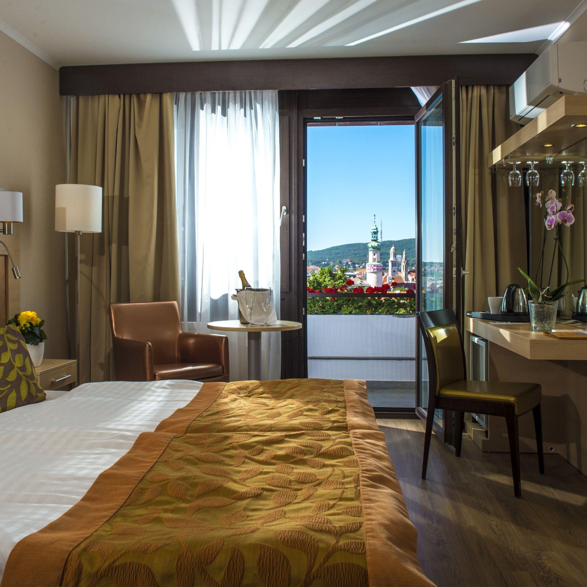 Hotel Sopron - Premium View szoba