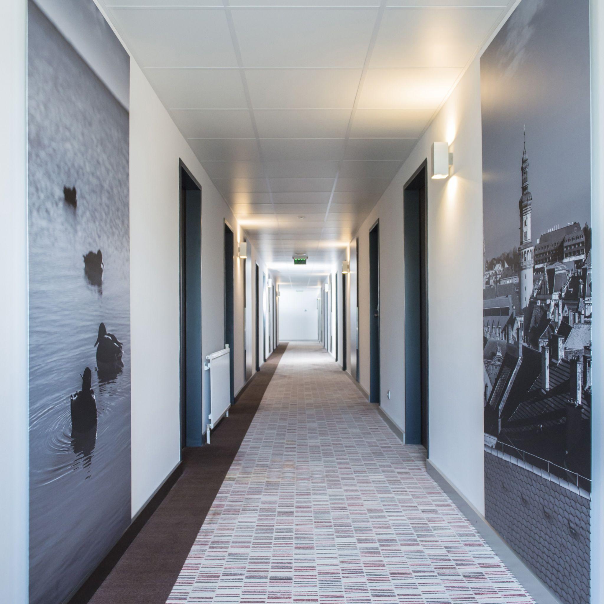 Hotel Sopron - Folyosóink