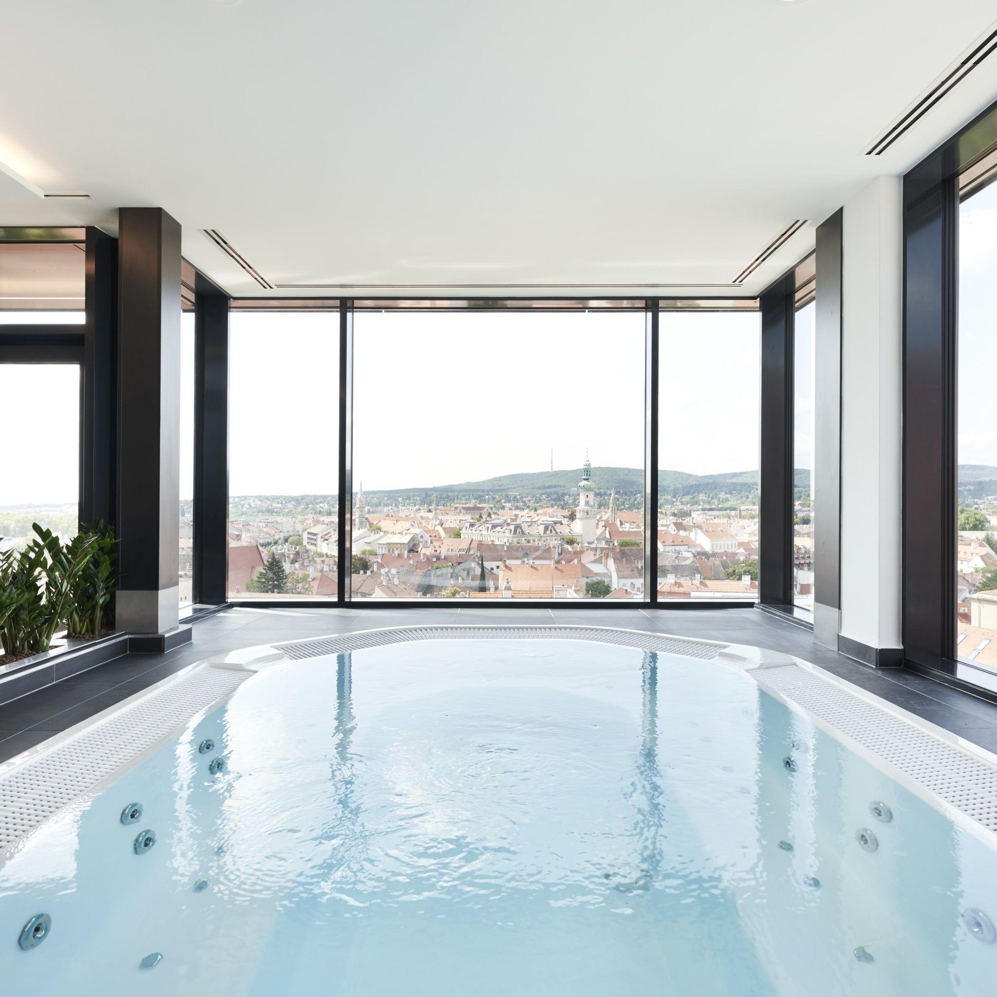 Hotel Sopron - Sky Wellness