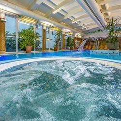 Karácsonyi Varázslat - 3 napos wellness Harkányban 2 főre félpanziós ellátással a Dráva Hotel Thermal Resort-ban****