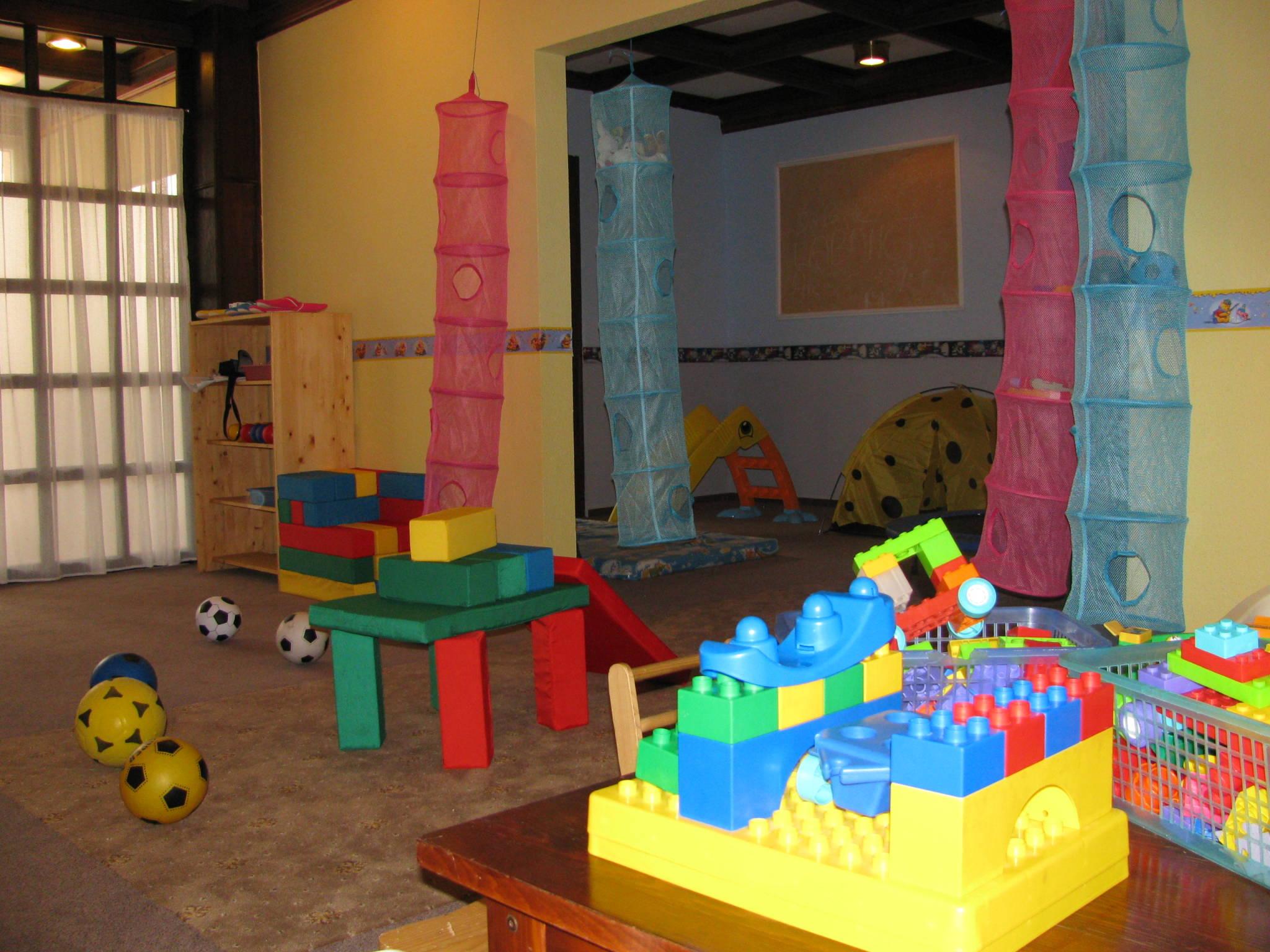 Hunguest Hotel Flóra Eger - Gyerekjátszó szoba