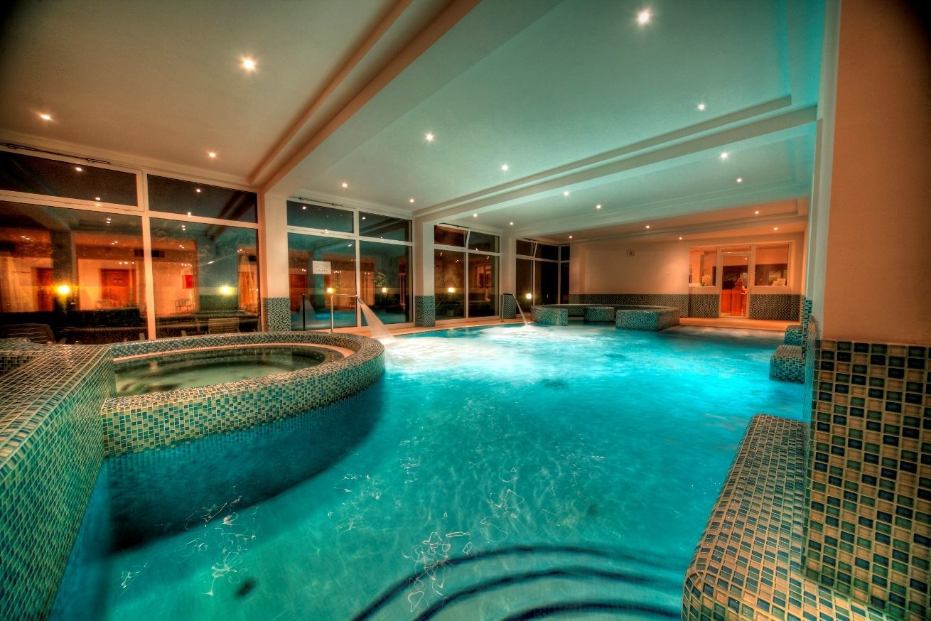 Két Korona Konferencia és Wellness Hotel Balatonszárszó - Wellness részleg