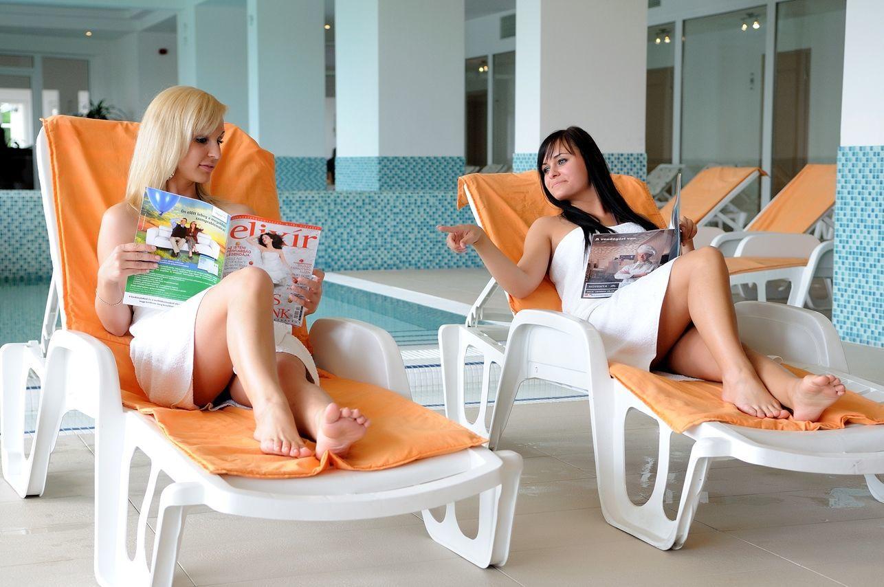 Két Korona Konferencia és Wellness Hotel Balatonszárszó - Wellness