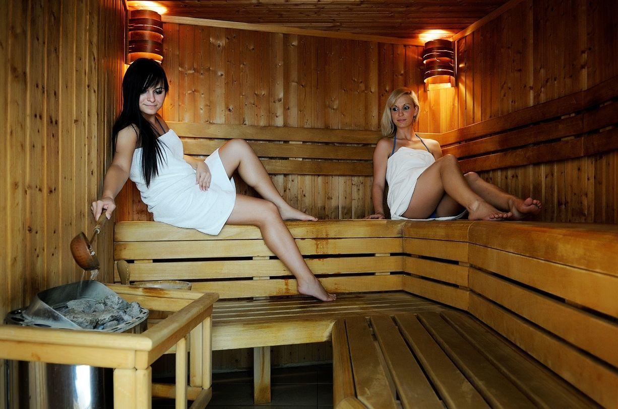 Két Korona Konferencia és Wellness Hotel Balatonszárszó - Finn szauna