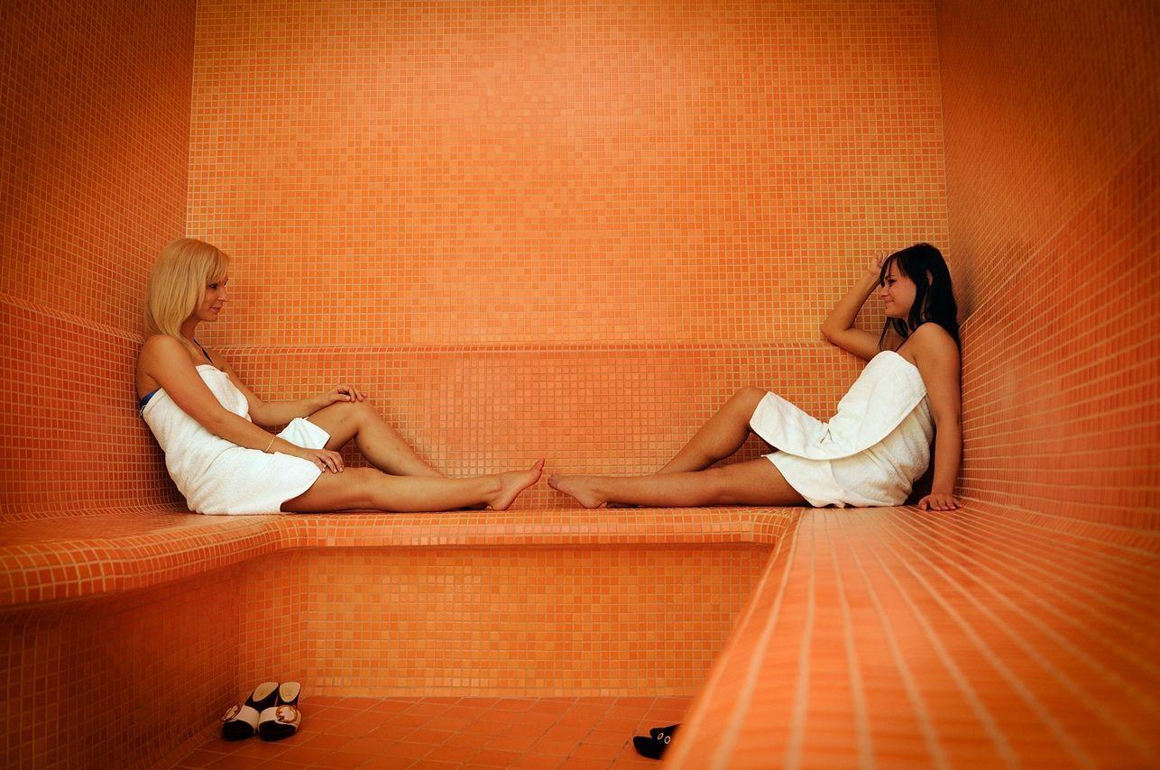Két Korona Konferencia és Wellness Hotel Balatonszárszó - Gőzkabin