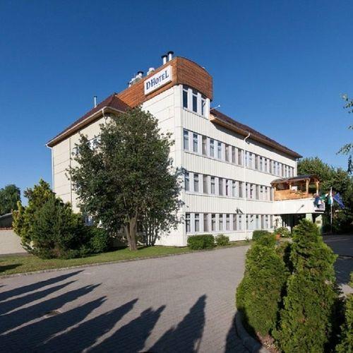 D-Hotel Gyula***