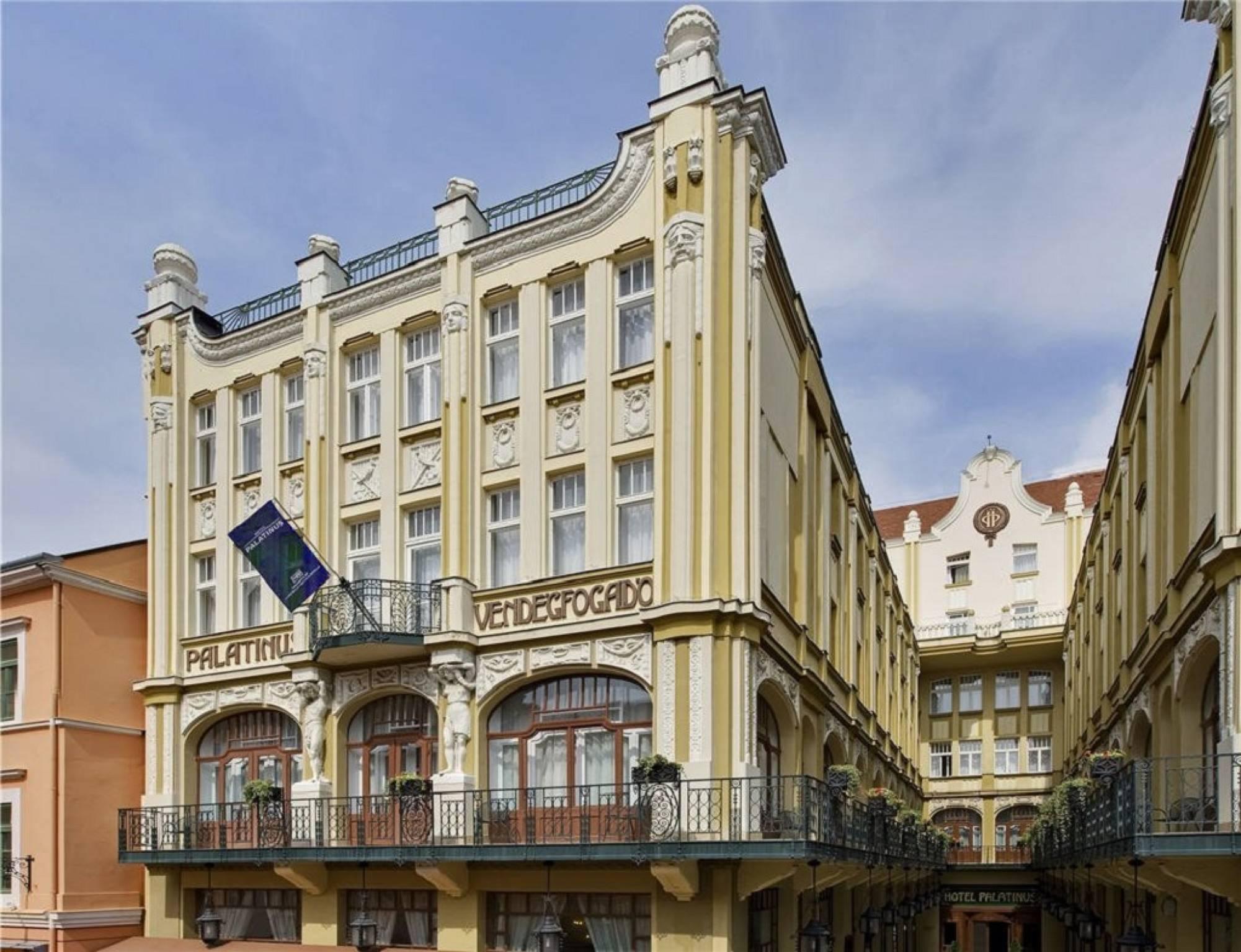 Hotel Palatinus City Center Pécs