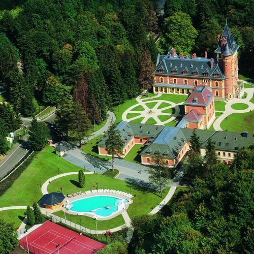 Kastélyhotel Sasvár Resort Parádsasvár