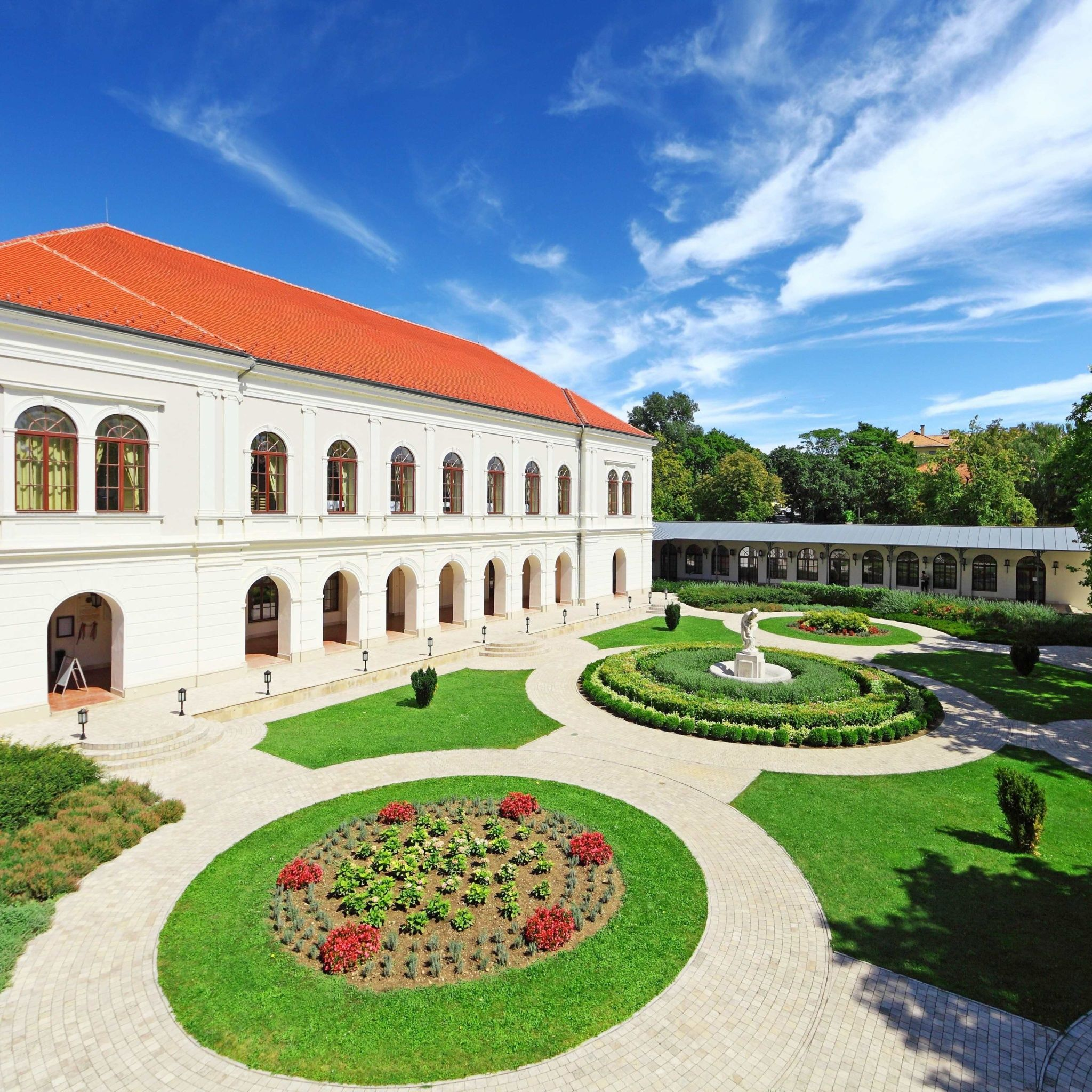 Anna Grand Hotel Wine&Vital Balatonfüred - Díszterem kerttel