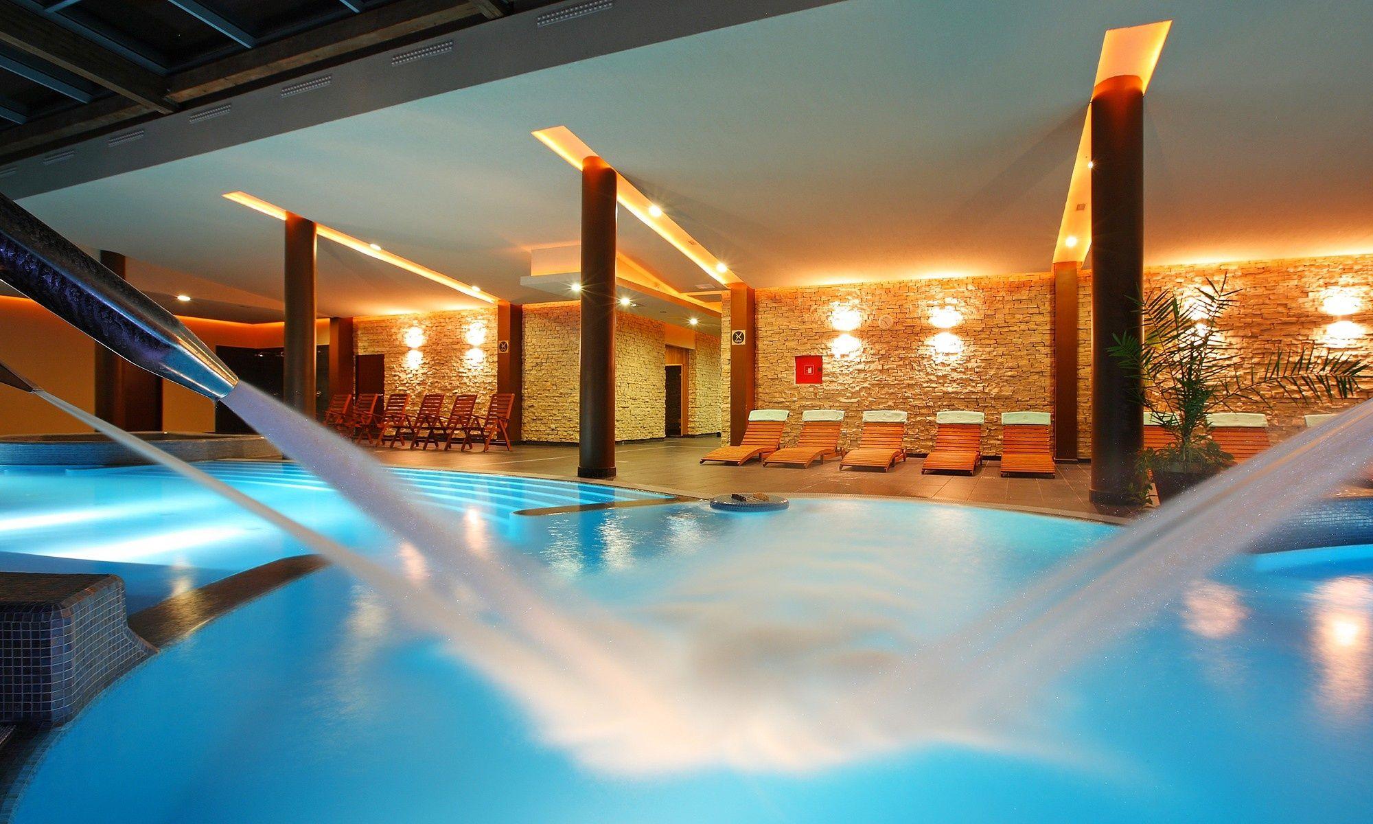 Anna Grand Hotel Wine&Vital Balatonfüred - Élményelemek