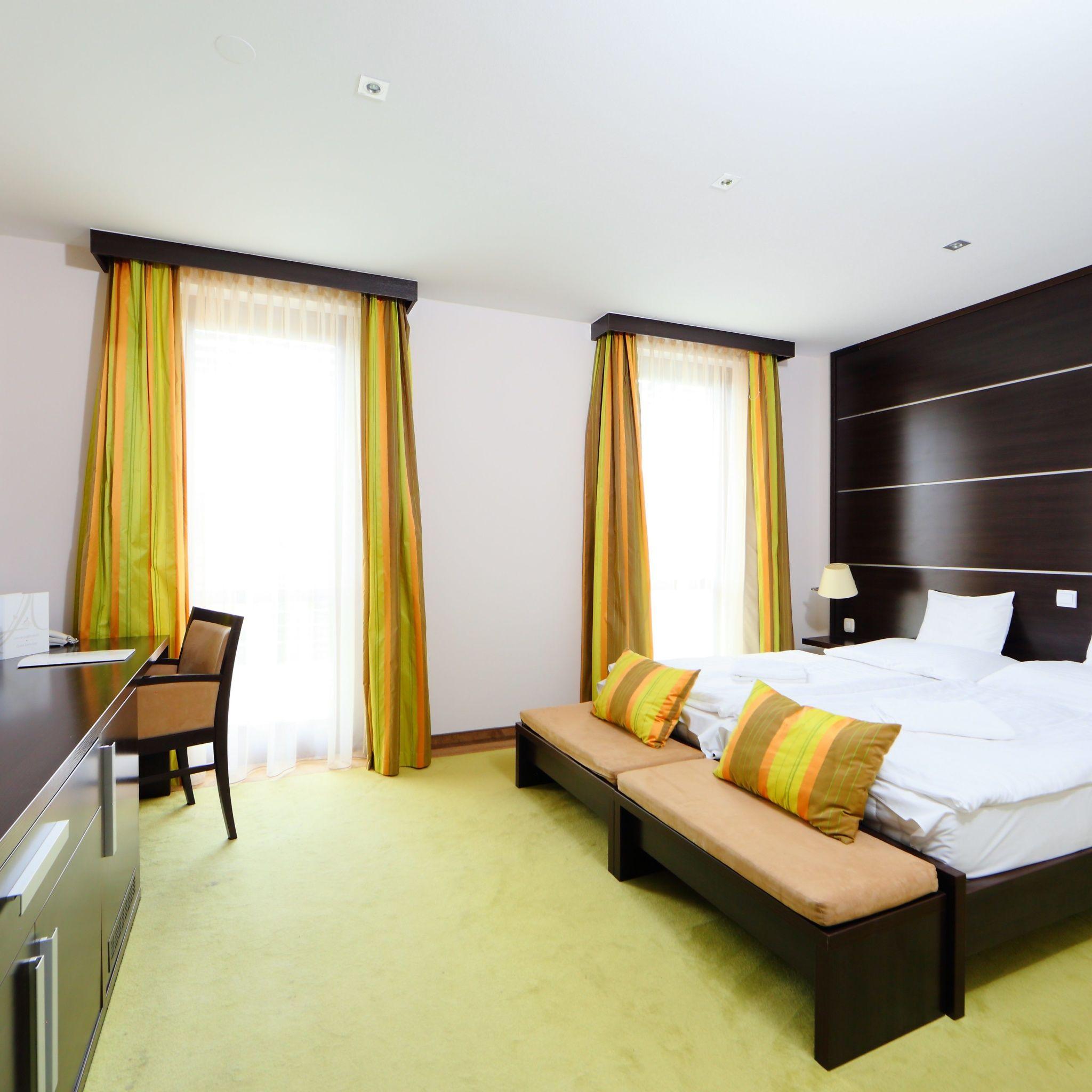 Anna Grand Hotel Wine&Vital Balatonfüred - Modern típusú kétágyas szoba