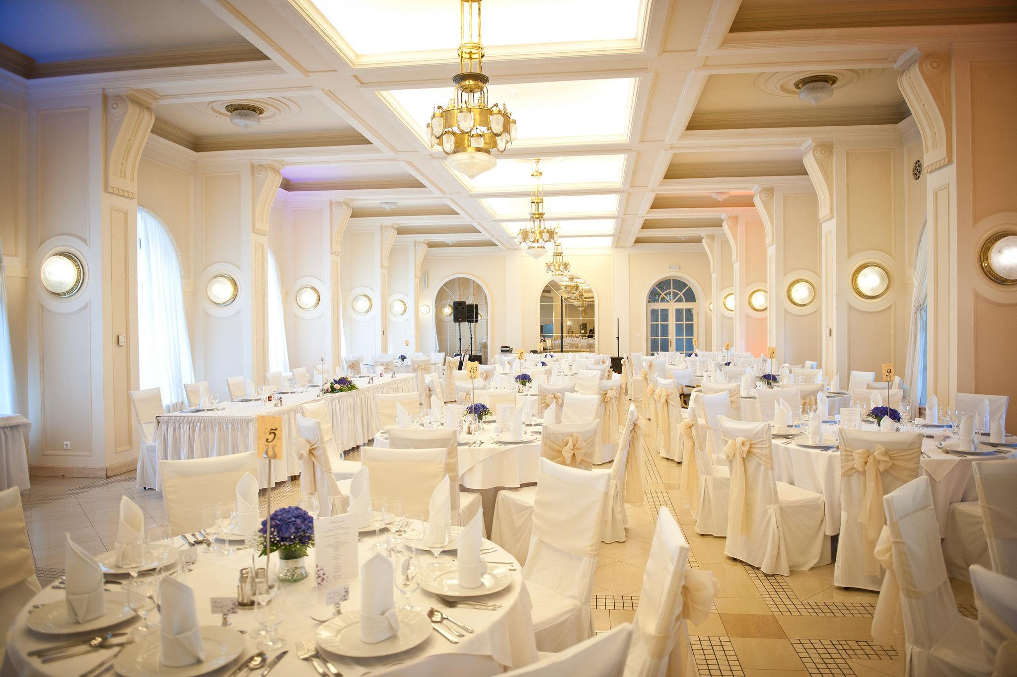 Anna Grand Hotel Wine&Vital Balatonfüred - Étterem (Esküvő)