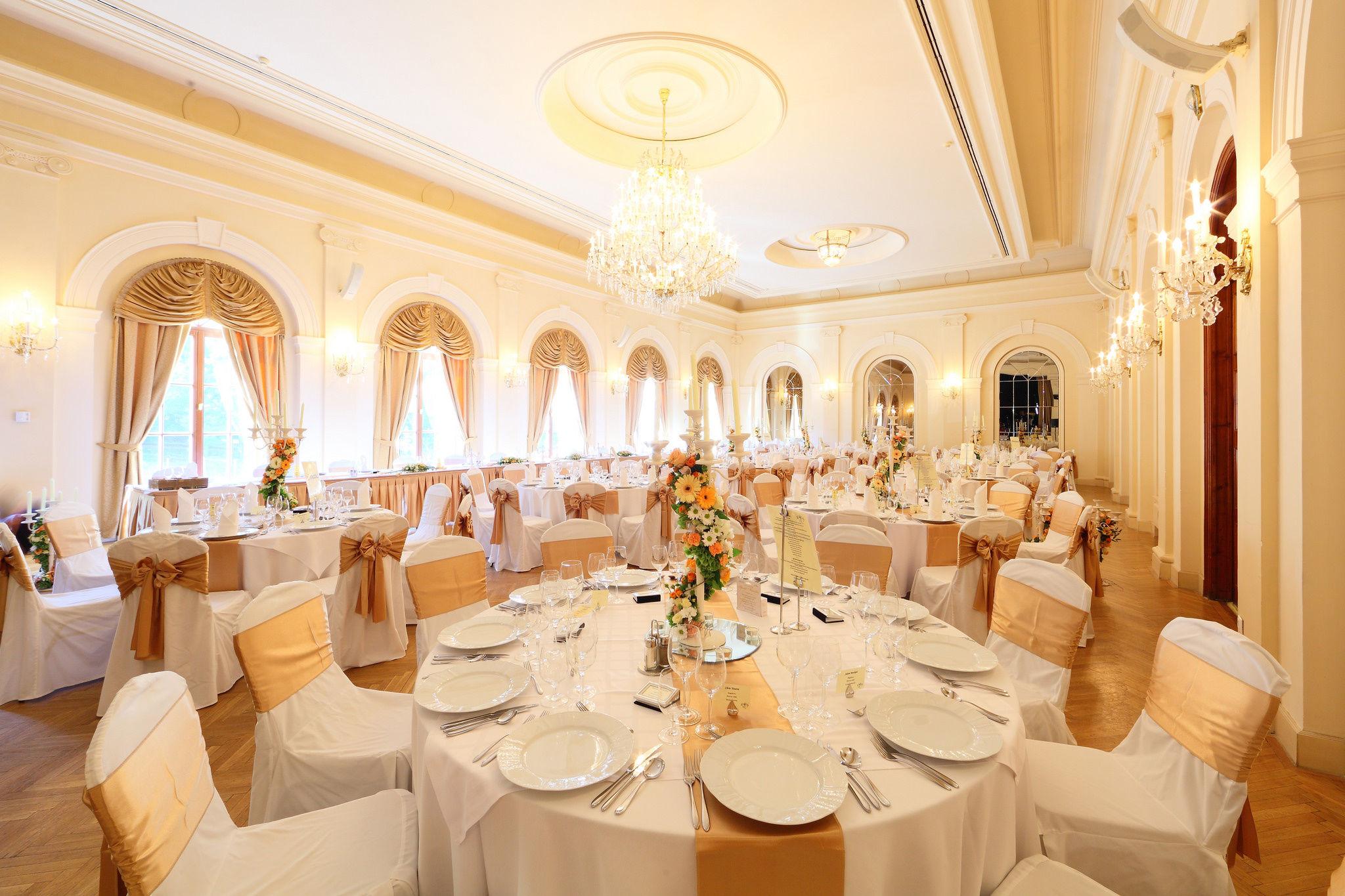 Anna Grand Hotel Wine&Vital Balatonfüred - Díszterem (gálavacsora)
