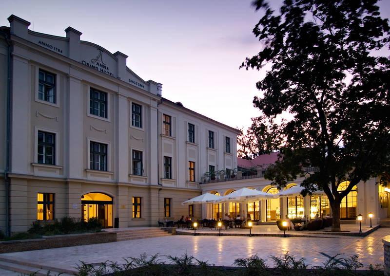 Anna Grand Hotel Wine&Vital Balatonfüred - Anna Grand Hotel**** és Anna Café