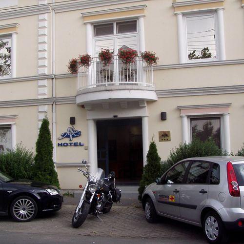 Tisza Alfa Hotel Szeged***