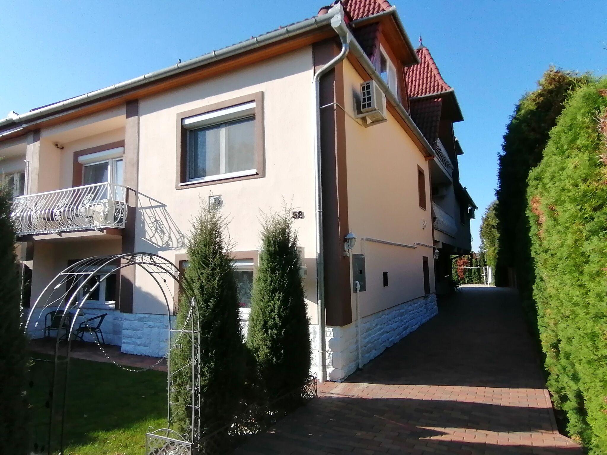 Magdalena Apartmanház Hévíz