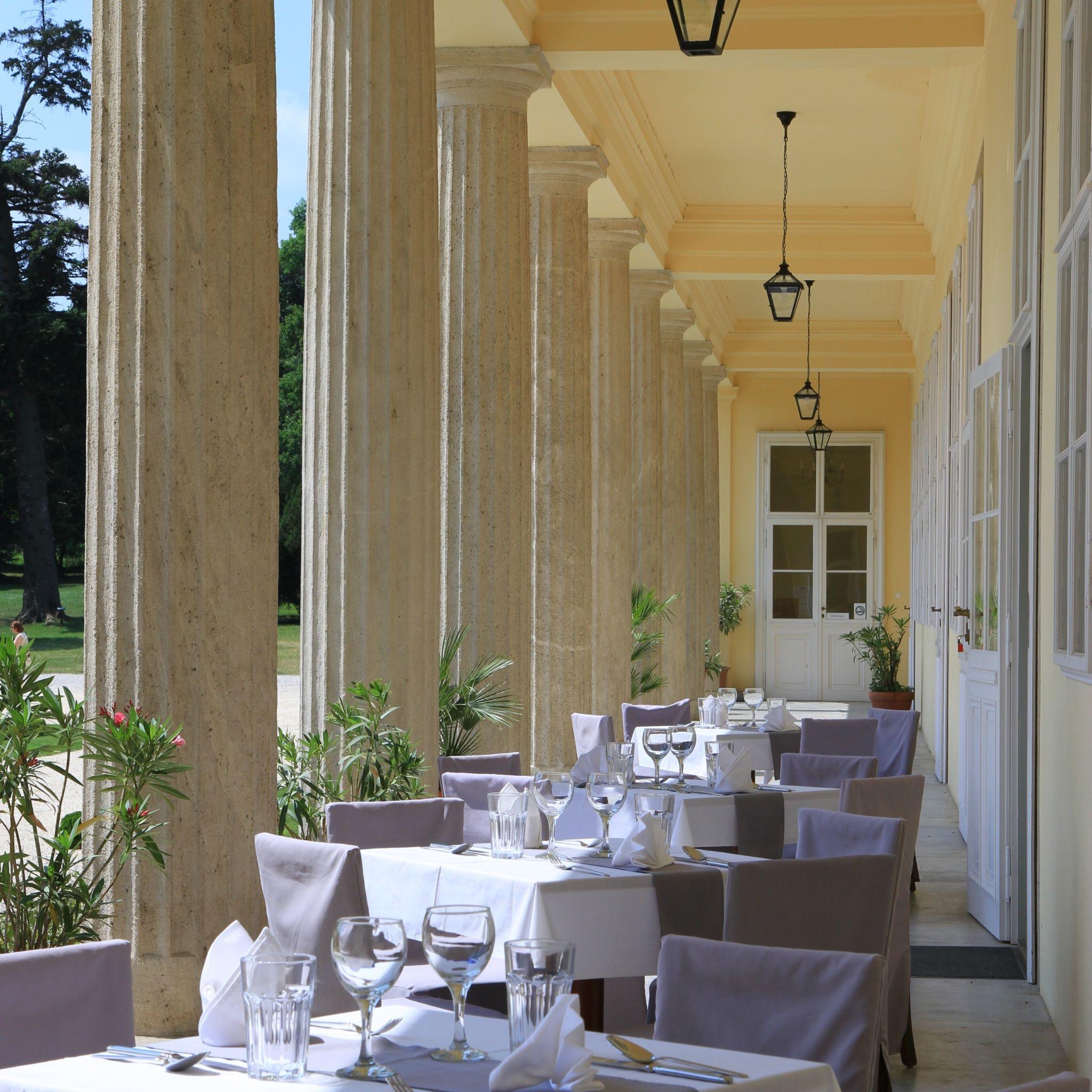Károlyi – Kastély Hotel & Restaurant Fehérvárcsurgó - Terasz