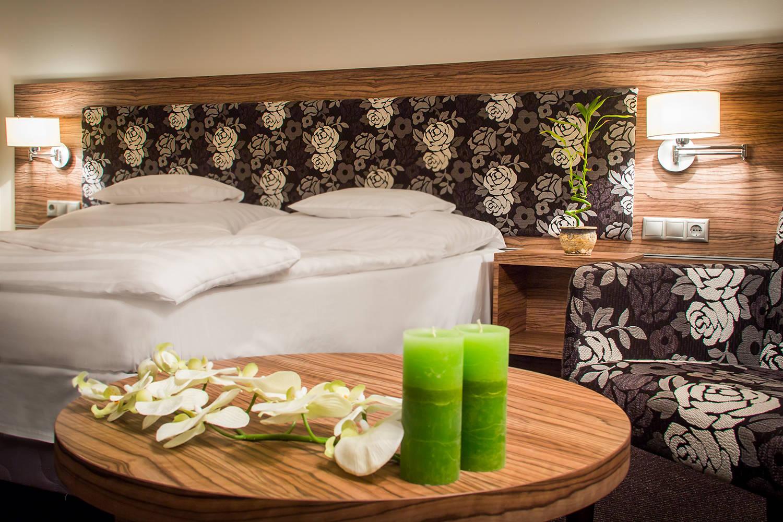 Bodrogi Kúria Wellness Hotel Inárcs - Fénykép szobáról