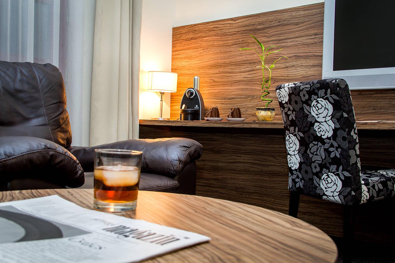 Bodrogi Kúria Wellness Hotel Inárcs - Kép szobáról