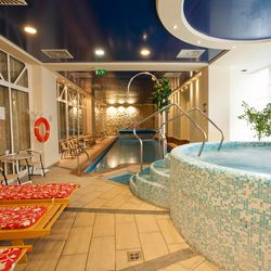 Év végi feltöltődés a Pannonia Hotel**** Sopron-ban 2 főre 2 éjre félpanzióval, superior szobában