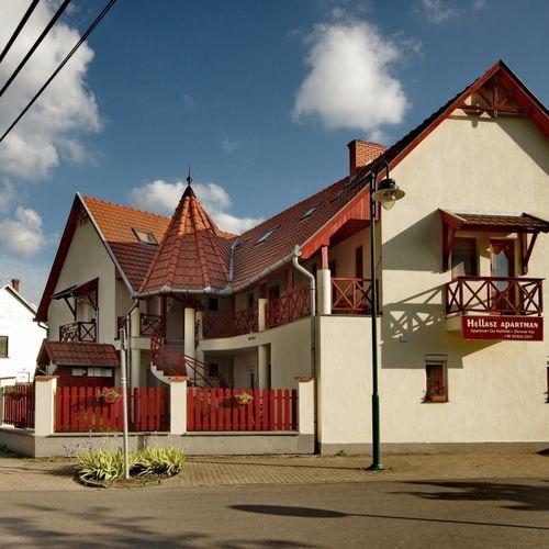 Hellasz Apartman Gyula