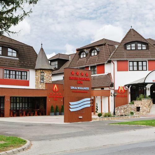 Hotel Piroska Bükfürdő