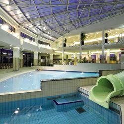 Szeptemberi all inclusive wellness a Park Inn by Radisson**** Sárvárban 2 főre 2 éjre korlátlan belépővel Sárvári Gyógy- és Wellnessfürdőbe