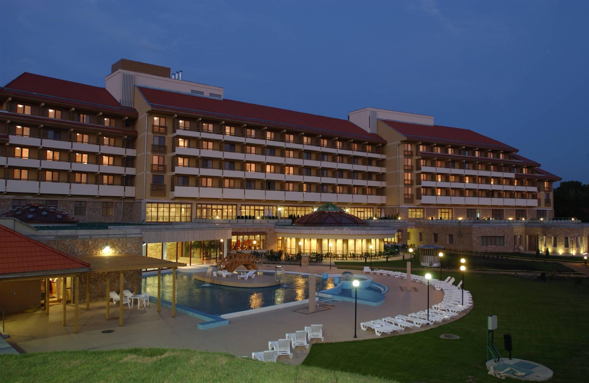 Hunguest Hotel Pelion Tapolca