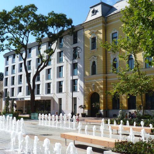 Hotel Ginkgo Hódmezővásárhely****