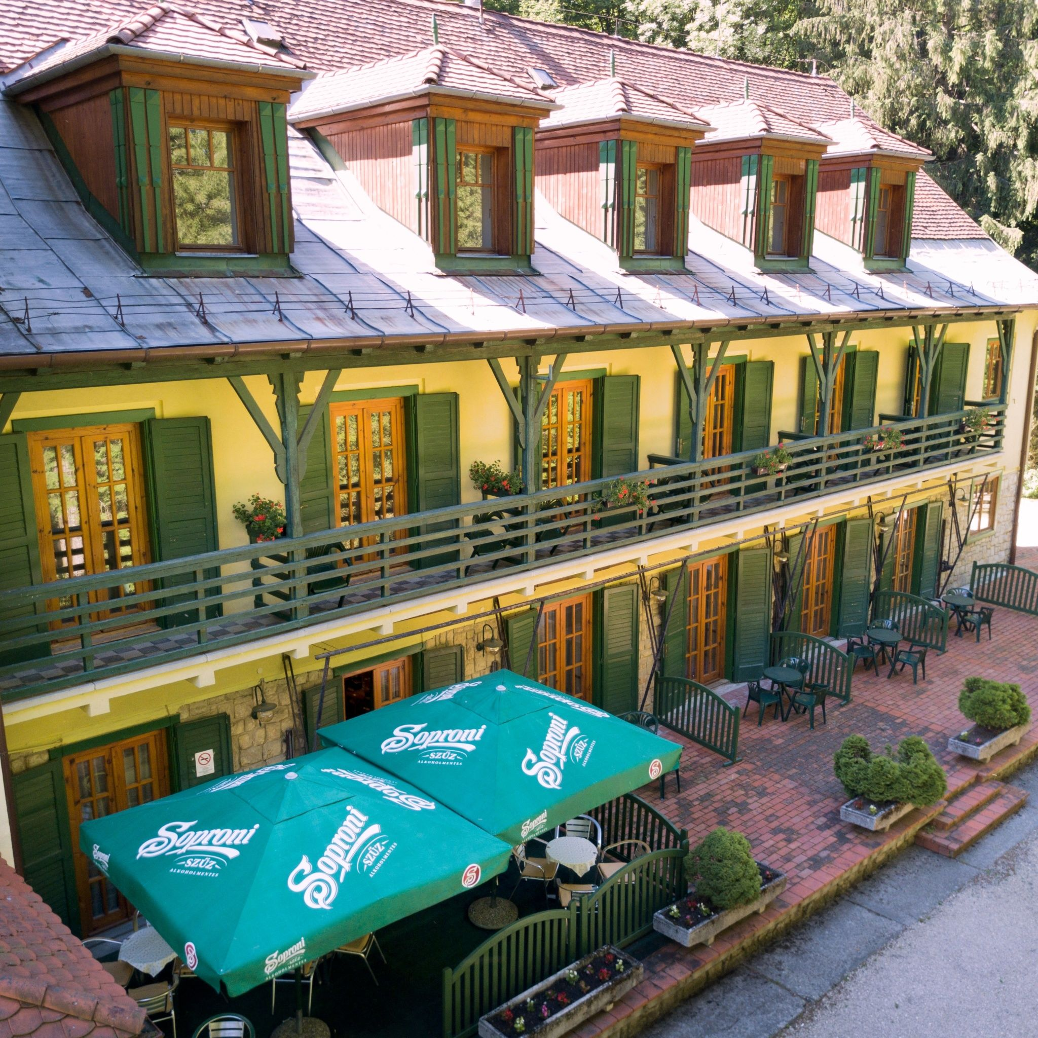 Bakony Hotel Bakonybél - Bakony Hotel