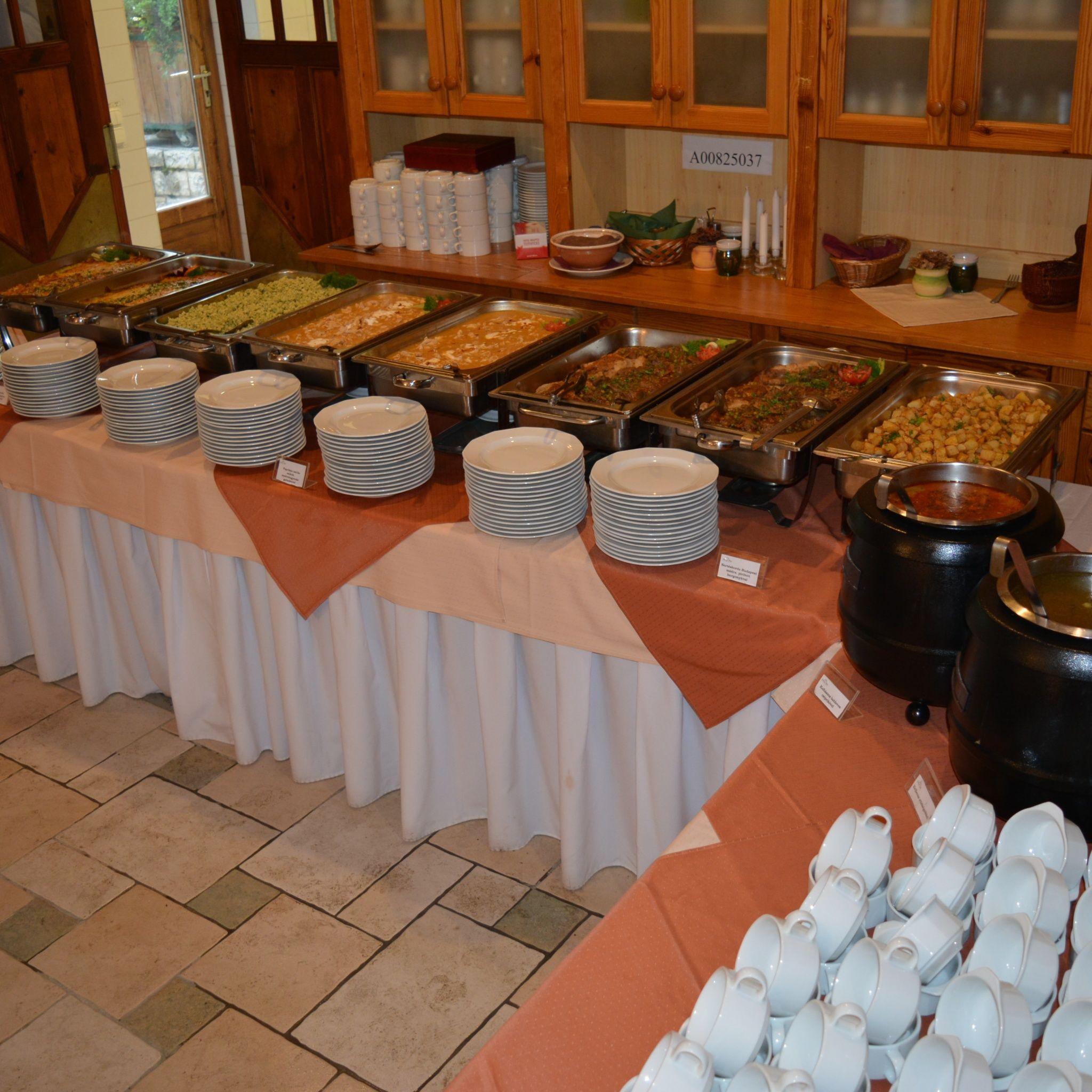 Bakony Hotel Bakonybél - Étterem