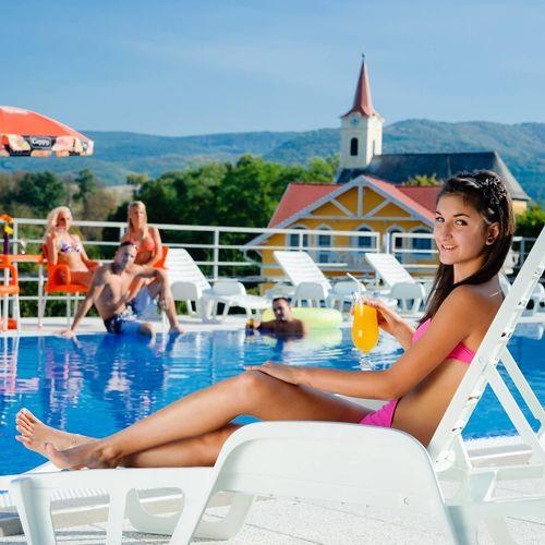 Hotel Experience Élmény és Wellness Szálloda Dédestapolcsány
