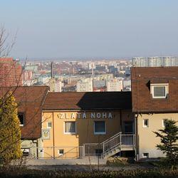 Penzión Zlatá Noha Bratislava