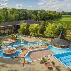 Hotel Termálkristály Aqualand Ráckeve - Aqua Land Termál és Élményfürdő