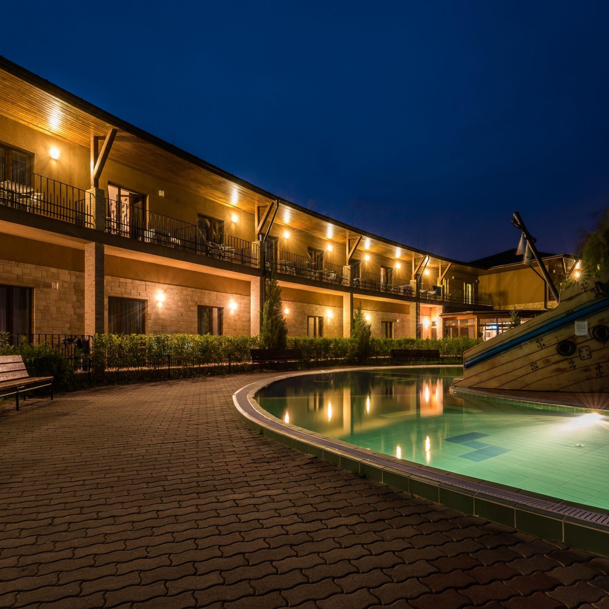 Kristály Hotel Ráckeve - Hotel Termálkristály