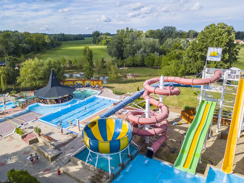 Kristály Hotel Ráckeve - Aqua Land Termál és Élményfürdő