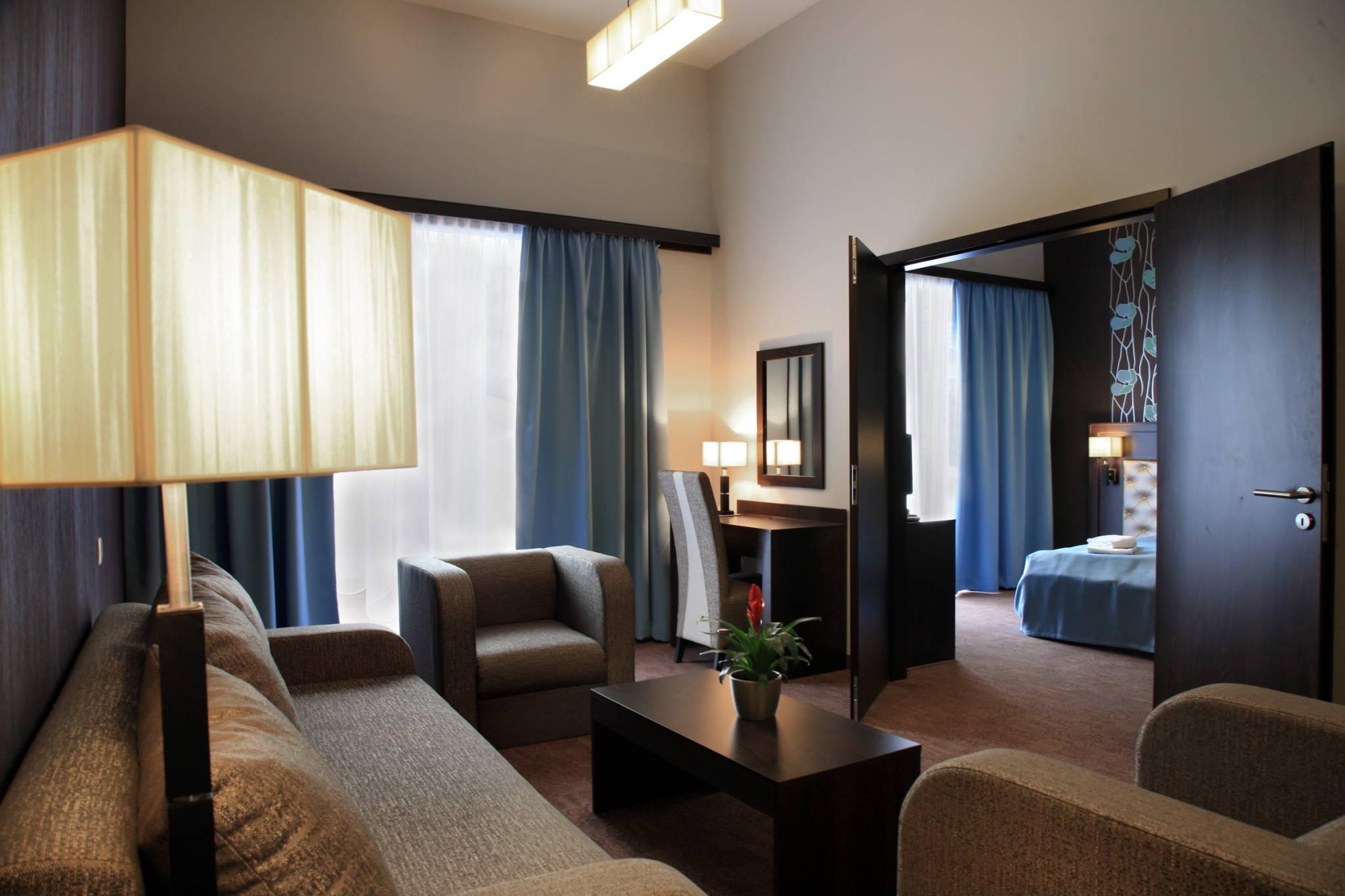 Kristály Hotel Ráckeve - Standard lakosztály