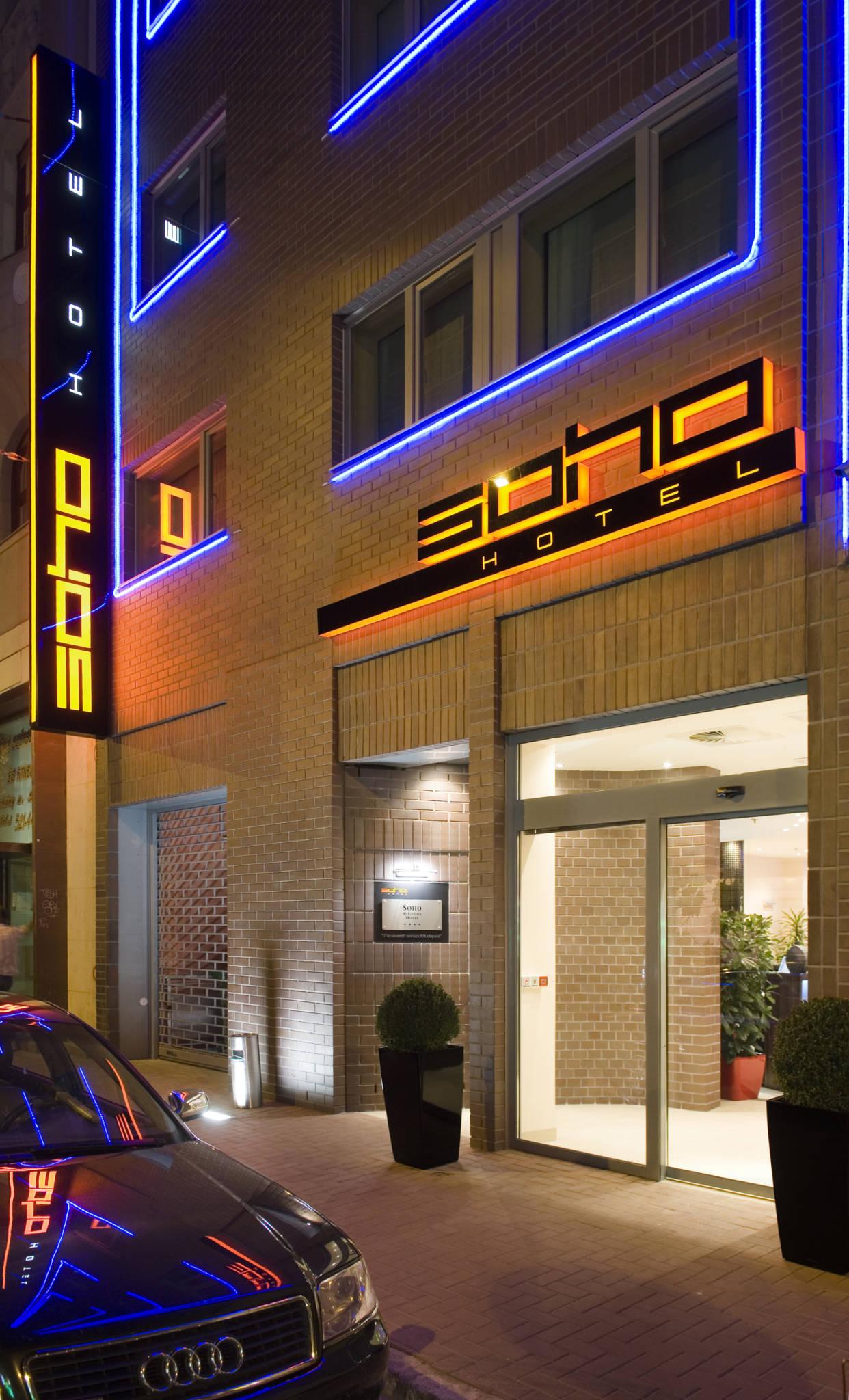 Boutique Hotel: Soho Boutique Hotel Budapest