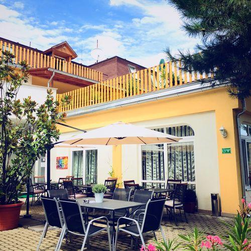 Hotel Magnólia Balatonszepezd